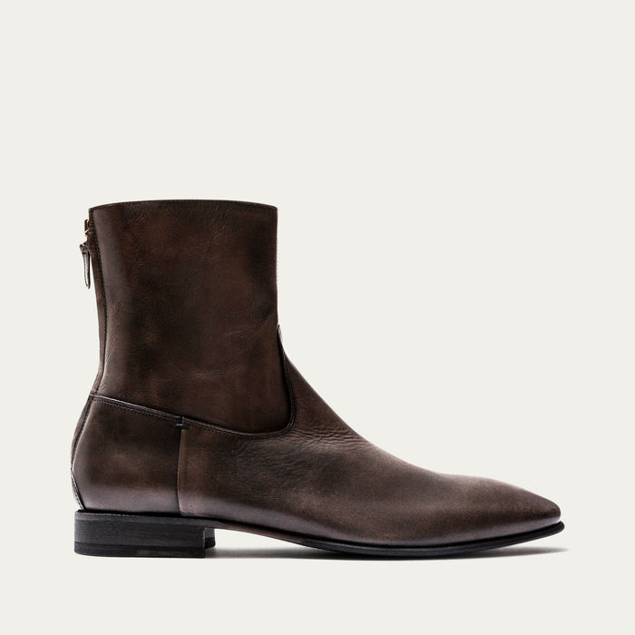 Anthracite Mac Gill Boots   Bombinate