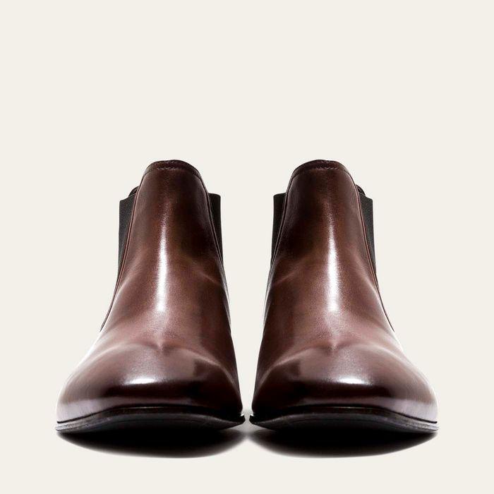 Brown New Phantom Club Boots | Bombinate