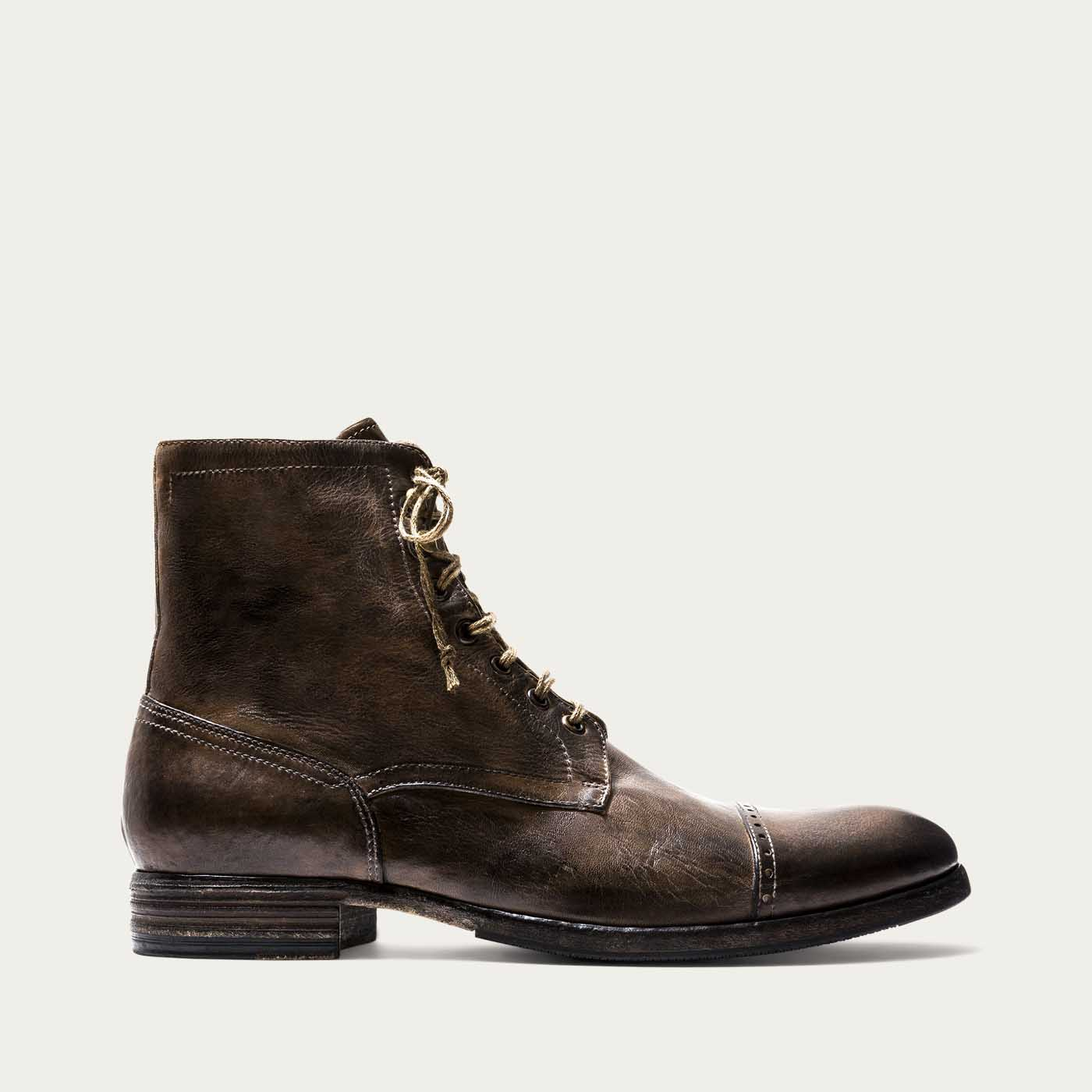 Anthracite New Detroit Boots | Bombinate