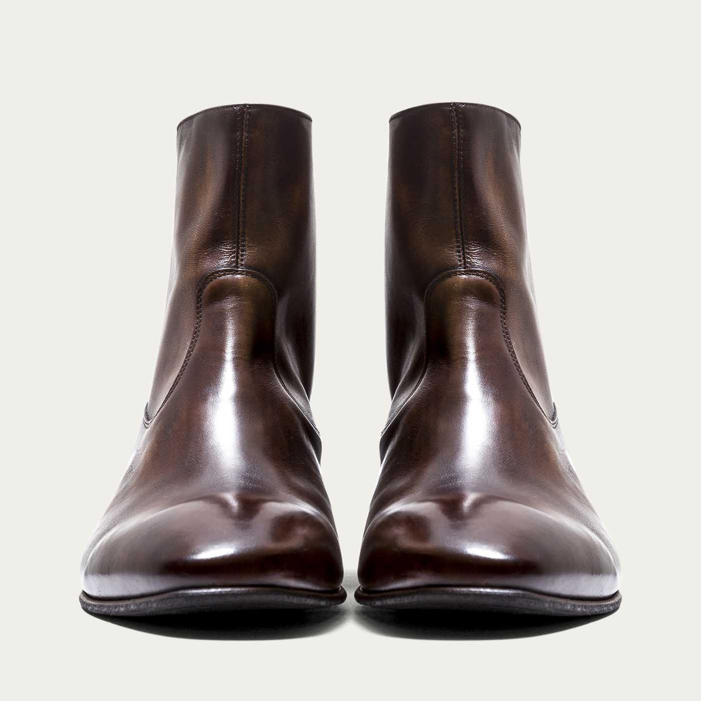 Dark Brown Rosewood Mac Gill Boots 1