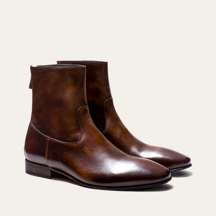 Brown Mac Gill Club Boots | Bombinate