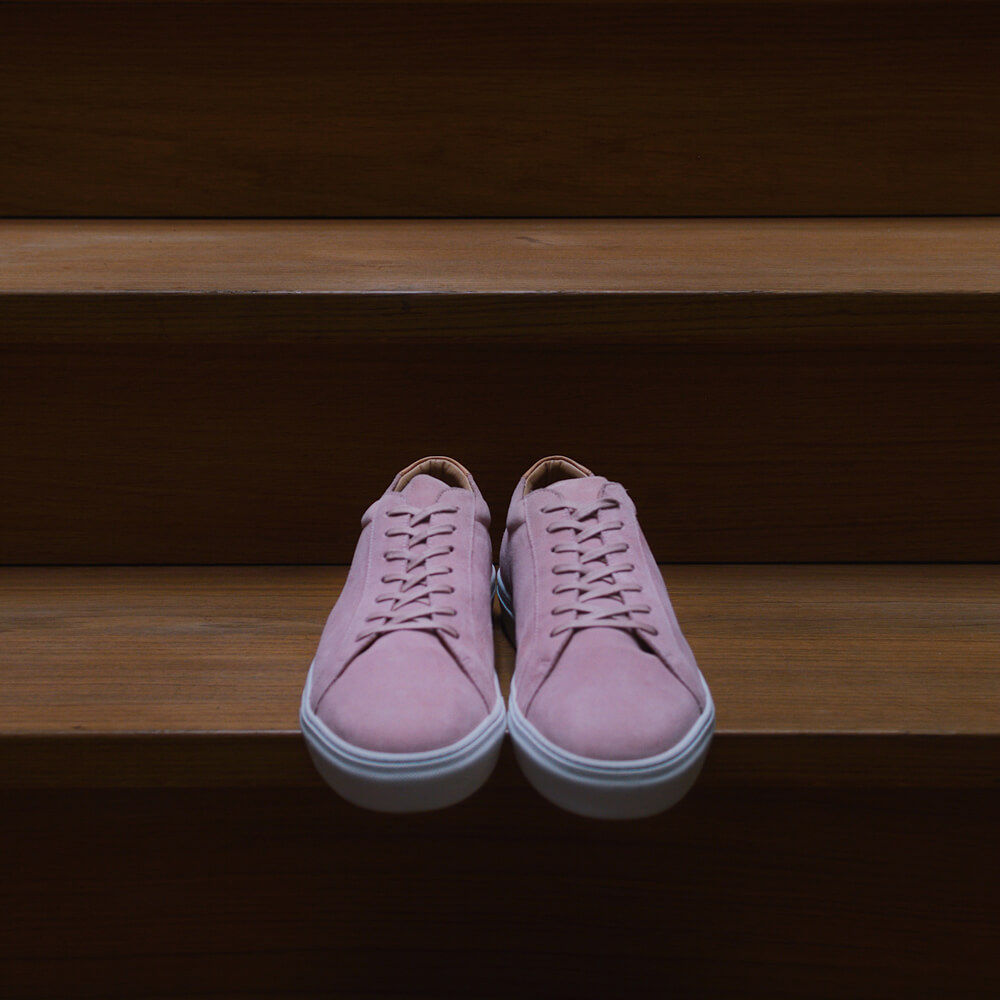 Powder Suede Series 1 Sneakers | Bombinate