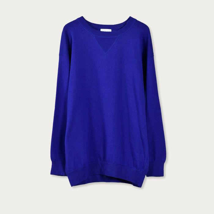 Royal Cotton Sweatshirt   Bombinate