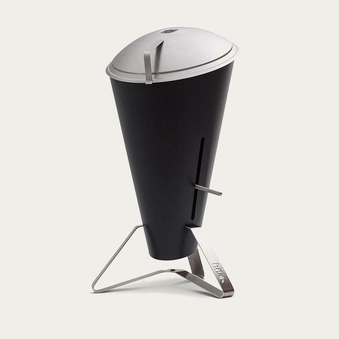 Black Cone Charcoal Grill | Bombinate