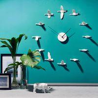 Migrantbird Clock in O Formation | Bombinate