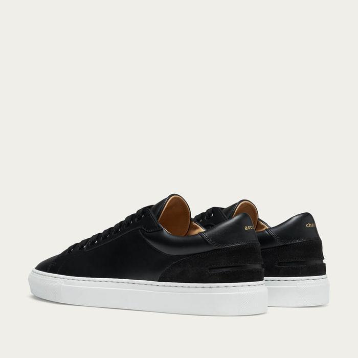 Black Lione Sneakers | Bombinate