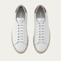 Beige Mono Sneaker | Bombinate