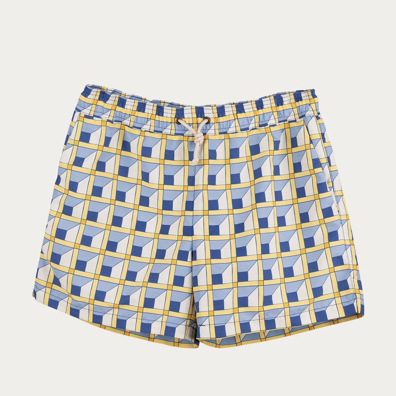 Lerici Blu Swim Short | Bombinate