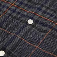 Seersucker Check Bartlet Jacket  | Bombinate