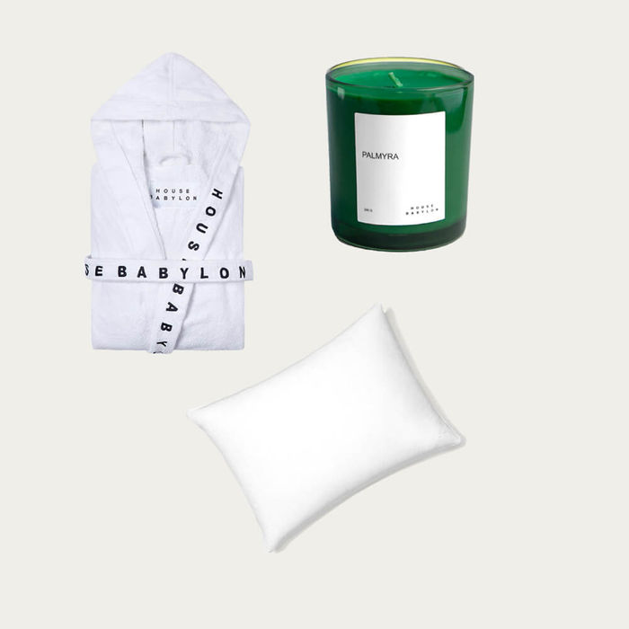 White Lounge Bundle | Bombinate