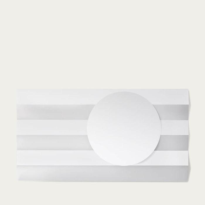 Clear Fold H Mirror | Bombinate