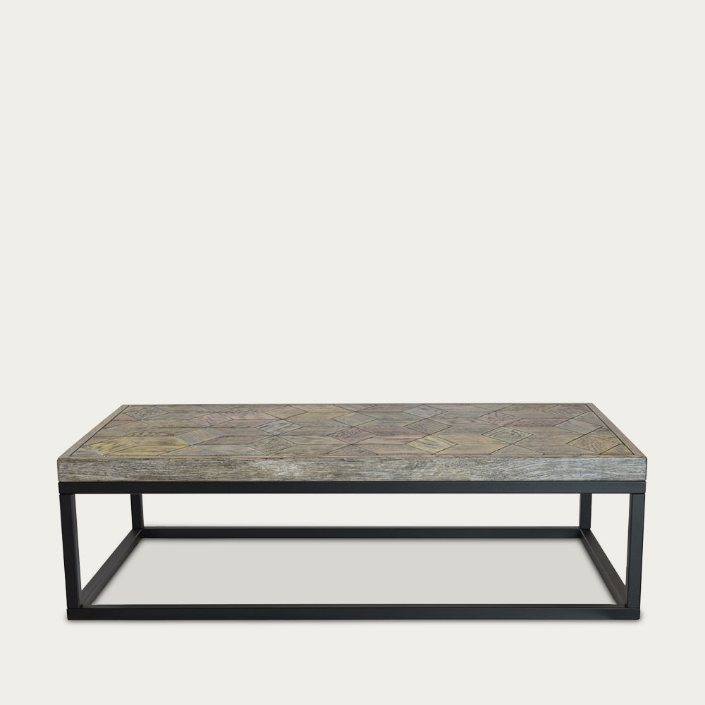 Gie El Multicolor Coffee Table Hexagon A Ii Fct0234