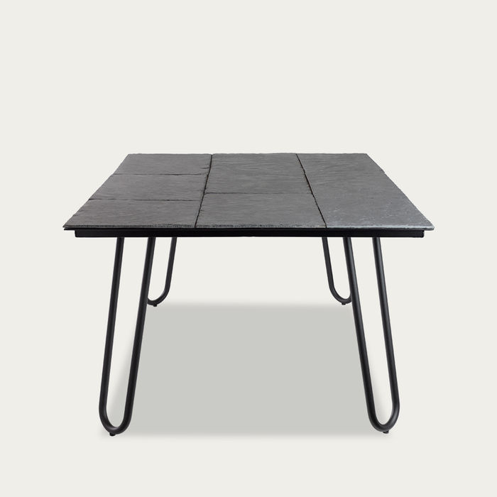 Graphite Coffee Table Zen V-2 FCT0274 | Bombinate