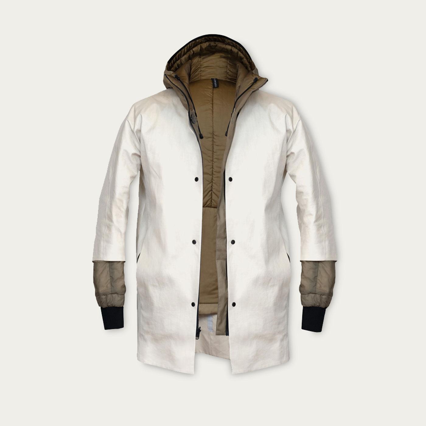 Osaka Project Hybrid Down Jacket Lux Edition | Bombinate