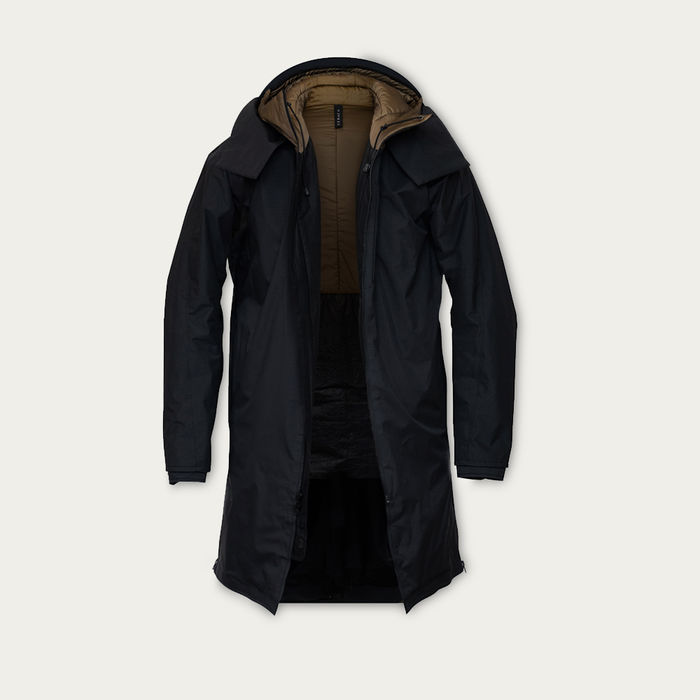 Bergen Coat Insulated Raincoat Sports Edition   Bombinate