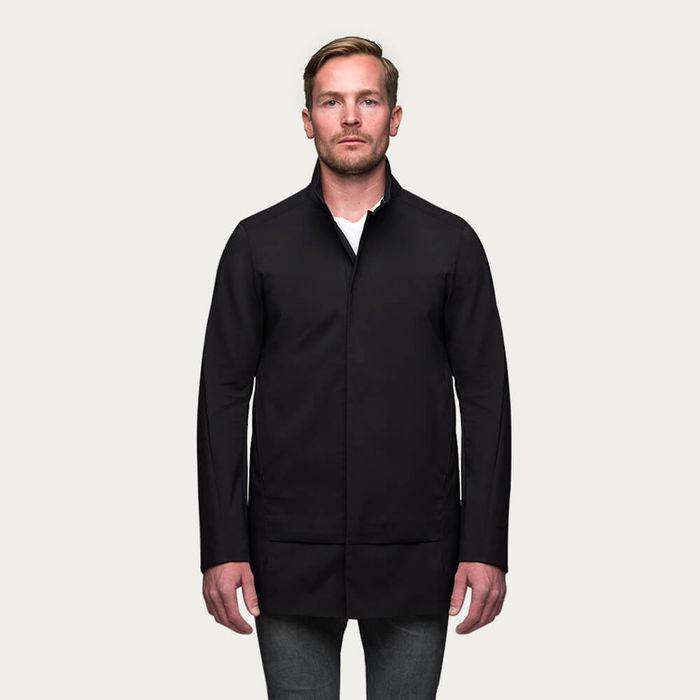 Black Business Coat 3341 | Bombinate