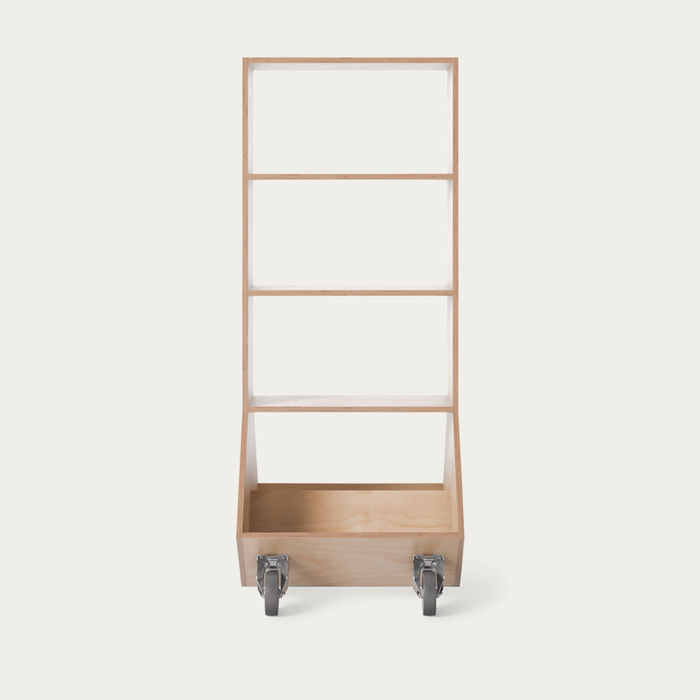 Natural 2nd Shelf | Bombinate