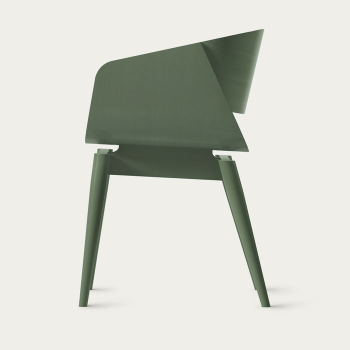 Green 4th Armchair | Bombinate