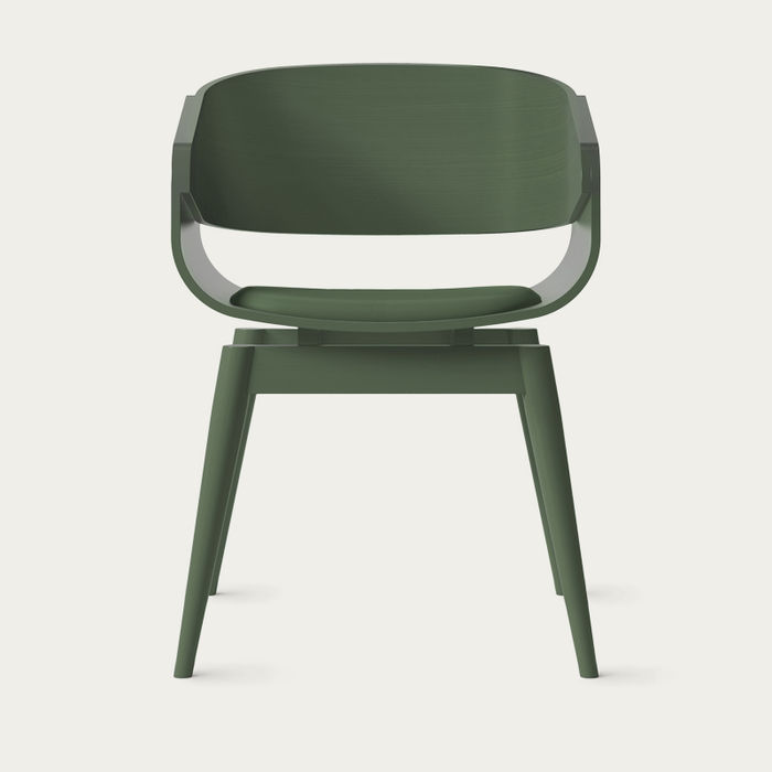 Green 4th Armchair Color Soft   Bombinate