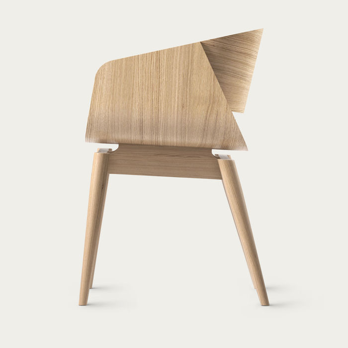 Blue Natural 4th Armchair Soft | Bombinate
