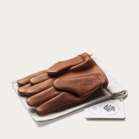 Roasted Elkskin Gloves | Bombinate