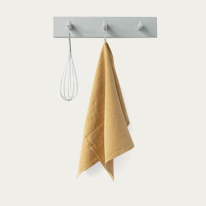 Honey Washed Linen Tea Towel | Bombinate
