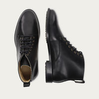 Black Leather Antoine   Bombinate