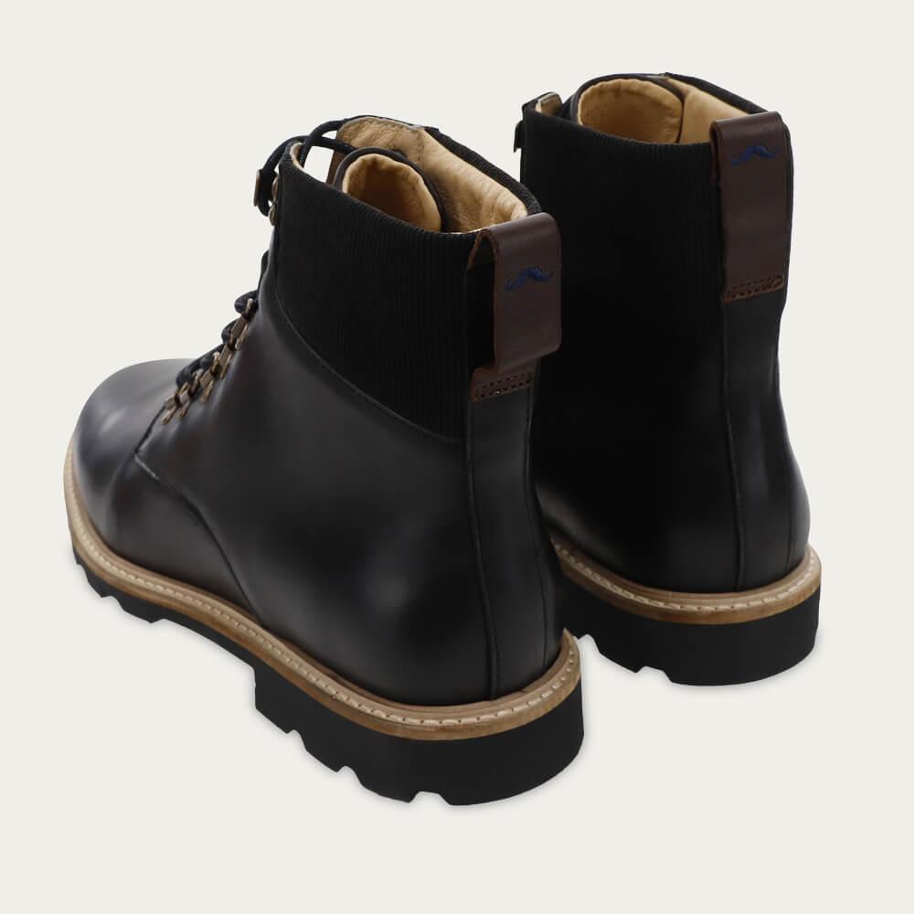Black Leather Benjamin | Bombinate