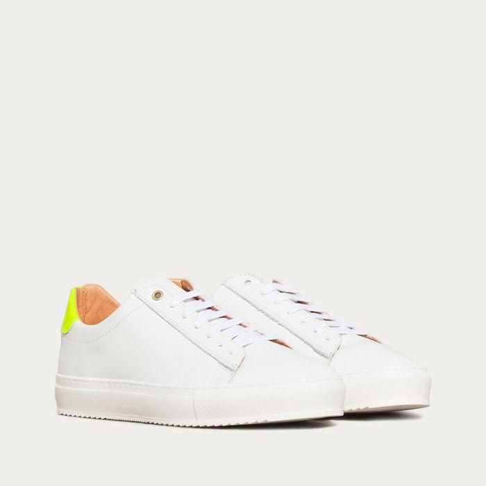 Lemon Calf Taranta Sneakers  | Bombinate