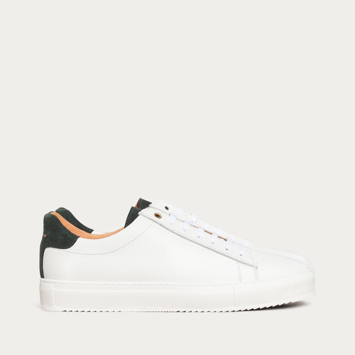 Pine Calf Taranta Sneakers  | Bombinate