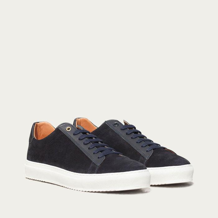 Cobalt Blue Taranta Sneakers | Bombinate