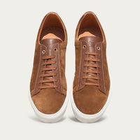 Brown Taranta Sneakers   | Bombinate