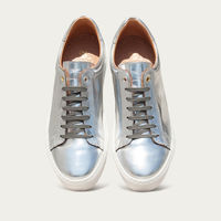 Mirror Leather Taranta Sneakers 2