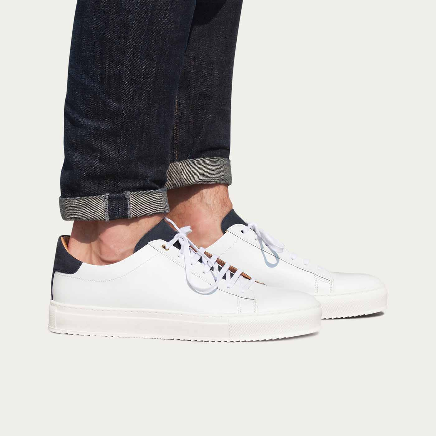 Porte Bleue Calf Taranta Sneakers | Bombinate