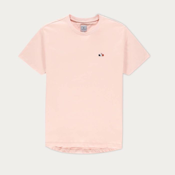 Pink Soft Cotton Tee | Bombinate