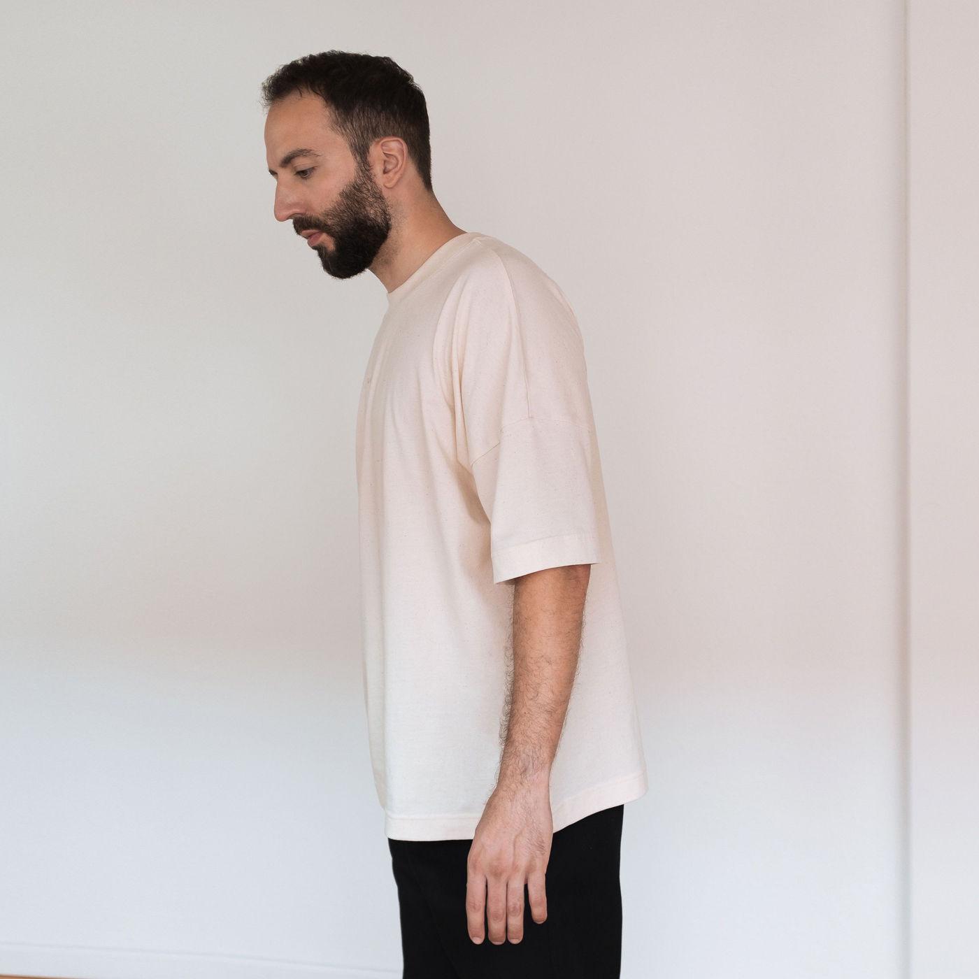 Desert Raw   Echo Short Sleeve T-Shirt | Bombinate