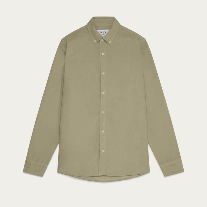 Elm Cord Bampton Shirt | Bombinate