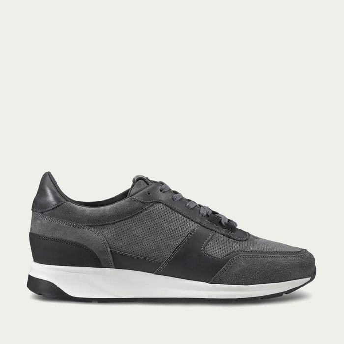 Anthracite Farell New Runners | Bombinate