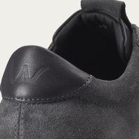 Anthracite Cartes Retro Tennis Sneaker | Bombinate