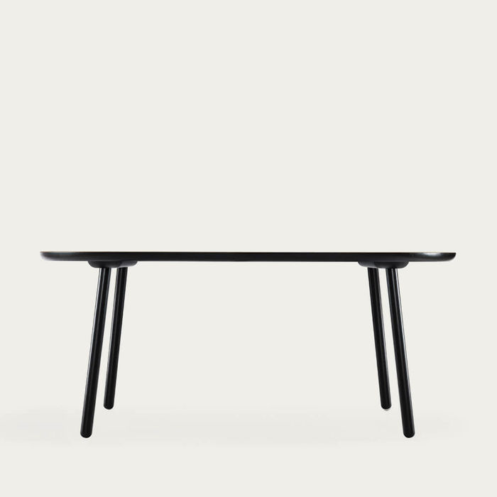 Black Naive Dining Table | Bombinate