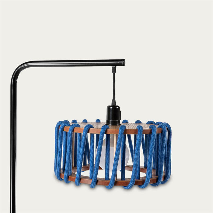 Blue Macaron Floor Lamp | Bombinate