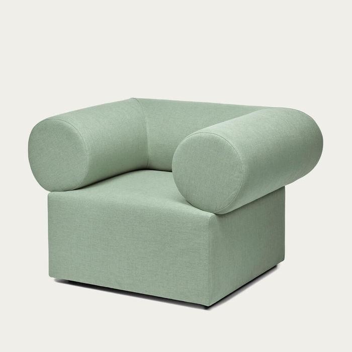 Light Green Chester Armchair | Bombinate