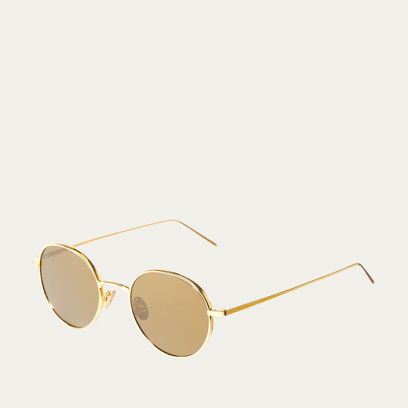 Gold / Tobacco Ulster Sunglasses | Bombinate