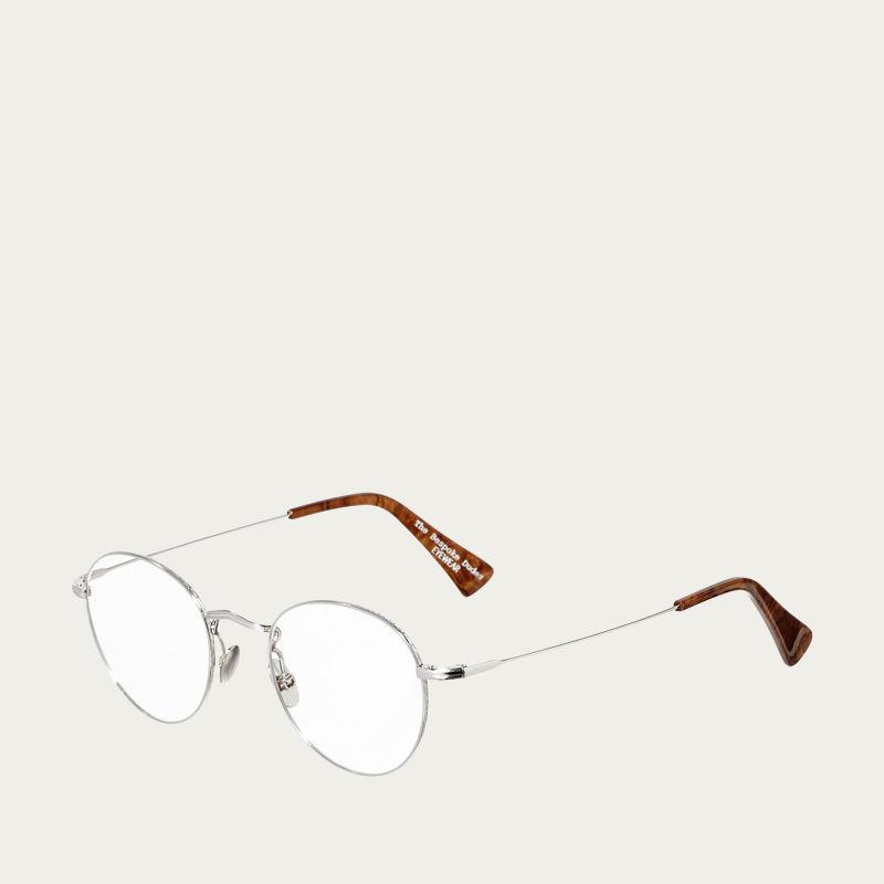 Rhodium Optical Vicuna Glasses   Bombinate