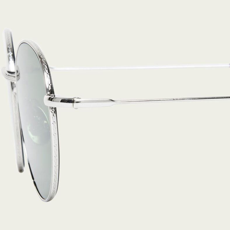 Rhodium / Gradient Grey Vicuna Sunglasses   Bombinate