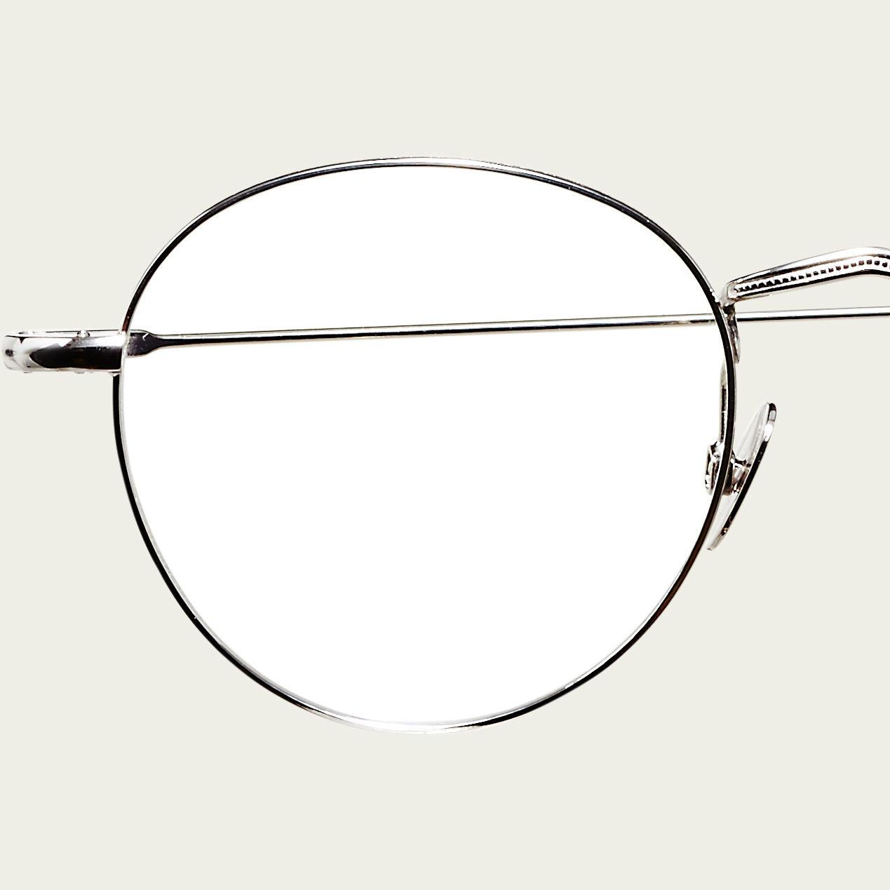 Rhodium Optical Vicuna Glasses | Bombinate