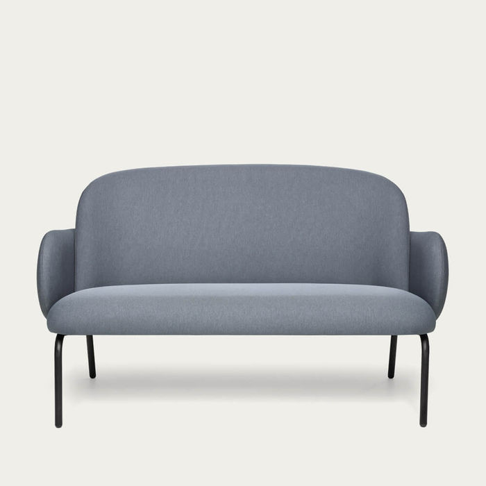 Darkgrey Dost Sofa Steel - A Hug for Your Home | Bombinate