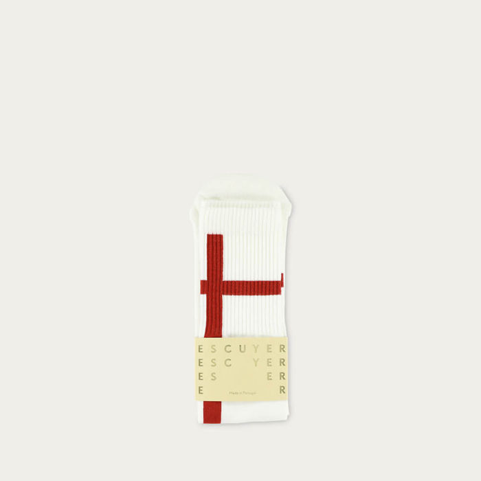 English Flag Socks Unisex Tube Socks | Bombinate