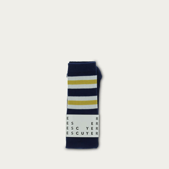 Blue Print Unisex Tube Socks | Bombinate