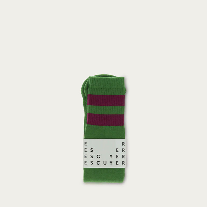 Fareway / Magenta Unisex Tube Socks | Bombinate
